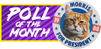 Vote in our Eighties Poll of the Month